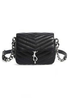 Rebecca Minkoff Edie Quilted Leather Belt Bag