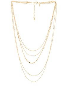 Rebecca Minkoff Ellie Triangle Necklace