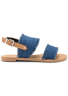 Rebecca Minkoff Emery Sandal in Blue. - size 6.5 (also in 6,7,8,8.5,9.5)