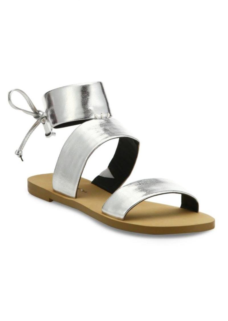 Rebecca Minkoff Emma Metallic Sandals