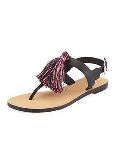 Rebecca Minkoff Erica Tassel T-Strap Sandal
