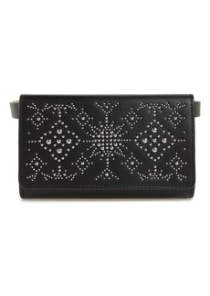 Rebecca Minkoff Erin Studded Calfskin Leather Belt Bag