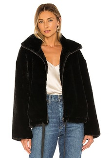 Rebecca Minkoff Faux Fur Brigit Jacket