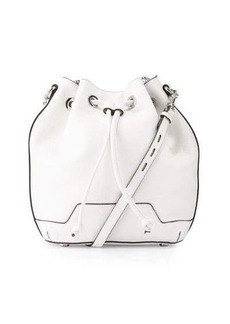 Rebecca Minkoff Fiona Leather Bucket Bag