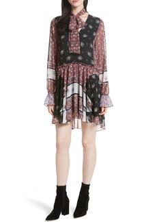 Rebecca Minkoff Fiona Print Shift Dress