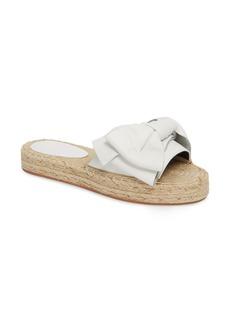 Rebecca Minkoff Giana Bow Slide Sandal (Women)