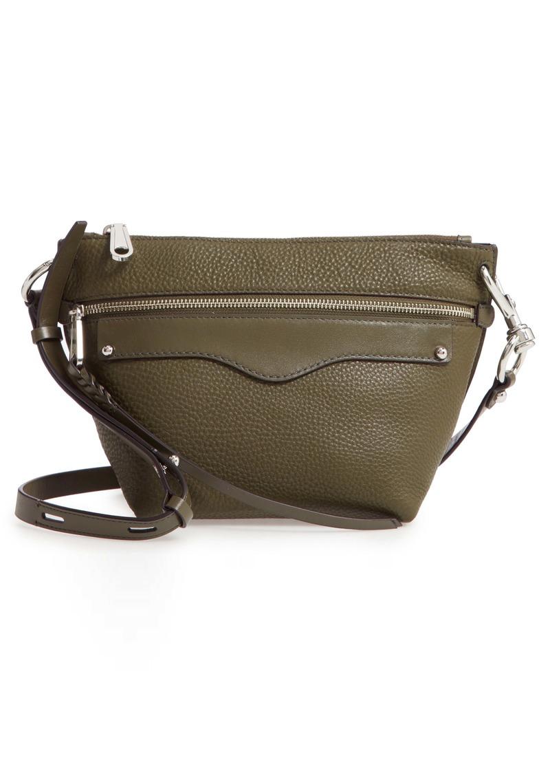 Rebecca Minkoff Hayden Leather Crossbody Bag