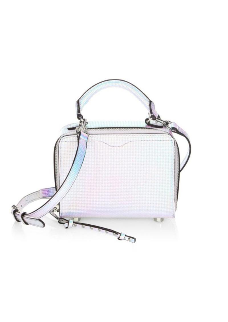 Hologram Box Crossbody Bag Rebecca Minkoff