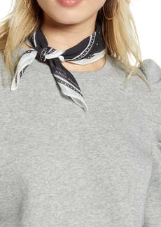 Rebecca Minkoff Icon Love Cotton Bandana