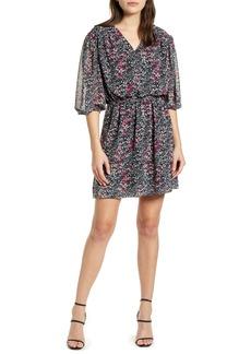 Rebecca Minkoff Isabella Floral Print Dress