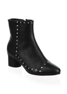 Rebecca Minkoff Isley Leather Stud Booties