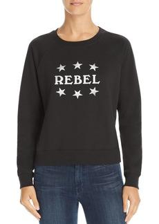 Rebecca Minkoff Jennings Rebel Sweatshirt