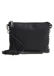 Rebecca Minkoff Jon Studded Leather Crossbody Bag