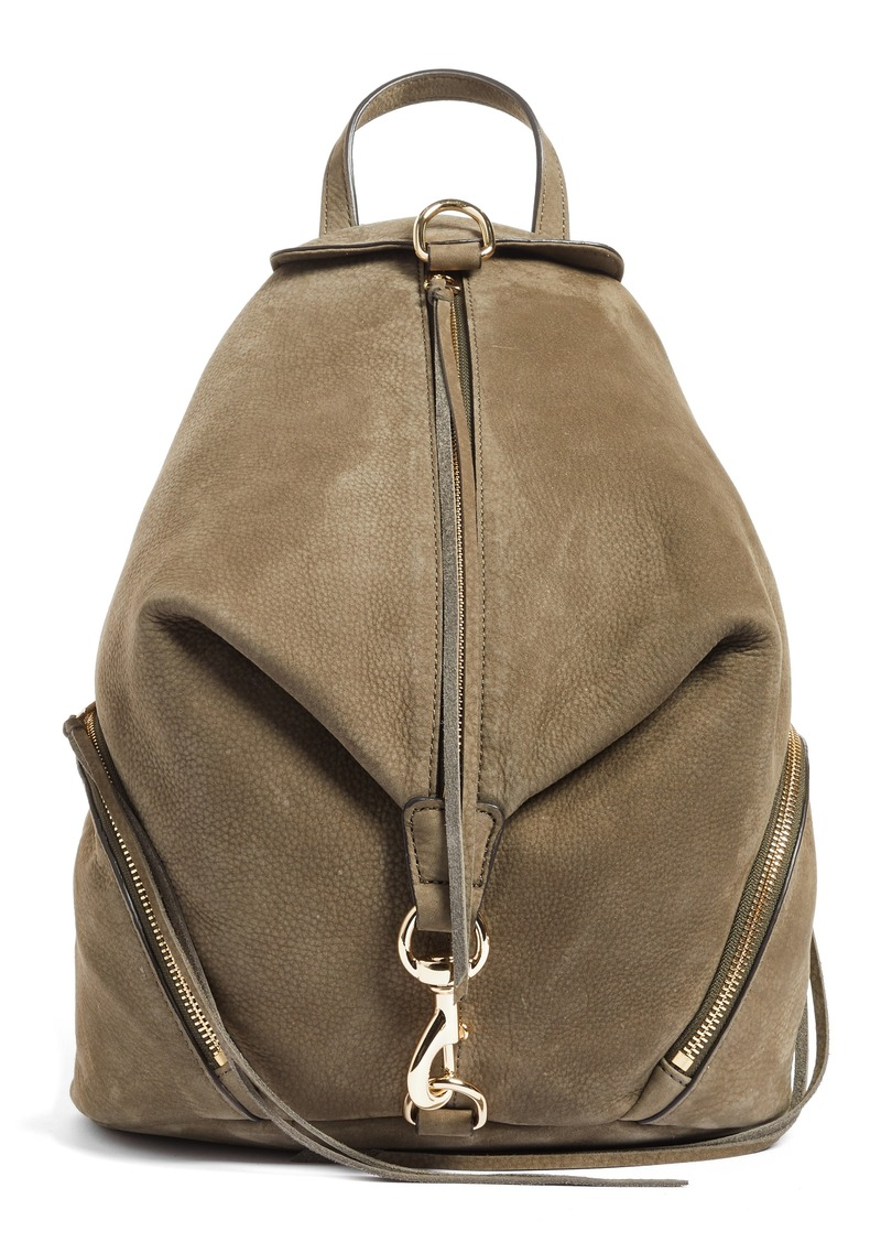 Rebecca Minkoff Julian Nubuck Backpack Nordstrom Exclusive
