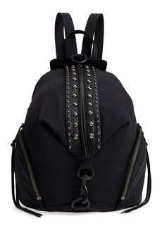 Rebecca Minkoff Julian Studded Nylon Backpack