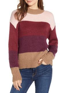 Rebecca Minkoff Kendall Stripe Sweater