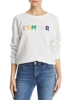 Rebecca Minkoff L'Amour Sweatshirt