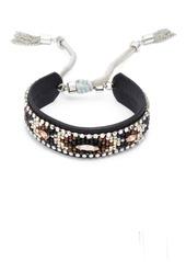 Rebecca Minkoff Leather Friendship Bracelet