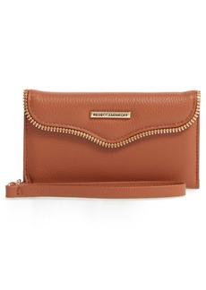 Rebecca Minkoff Leather iPhone 7 Wristlet