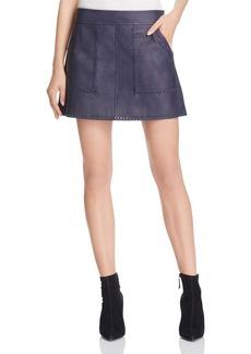 Rebecca Minkoff Leather Mini Skirt