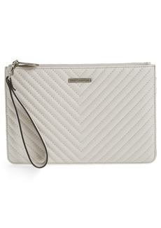 Rebecca Minkoff Leather Wristlet