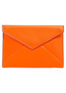 Rebecca Minkoff Leo Leather Clutch