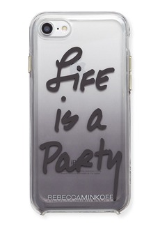 Rebecca Minkoff Life Is A Party Ombre Phone Case