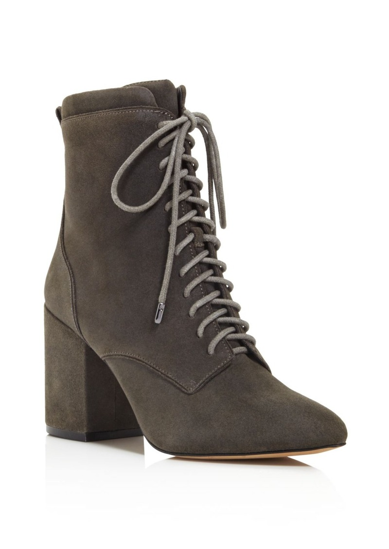 Rebecca Minkoff Lila Lace Up Booties - 100% Exclusive