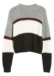 Rebecca Minkoff Liliana Stripe Sweater