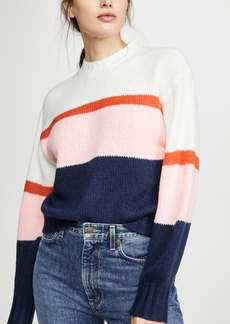Rebecca Minkoff Liliana Striped Sweater