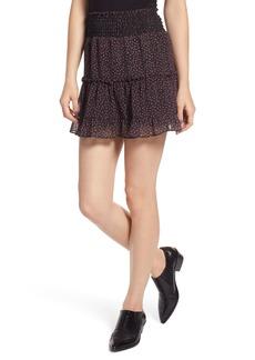 Rebecca Minkoff Lillian Floral Skirt