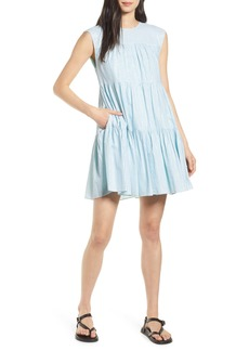 Rebecca Minkoff Lizzie Tiered Babydoll Dress