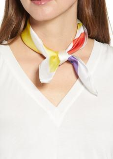 Rebecca Minkoff Love Stripe Silk Bandana