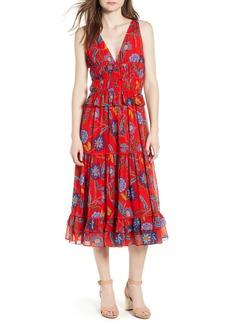 Rebecca Minkoff Lucy Floral Dress