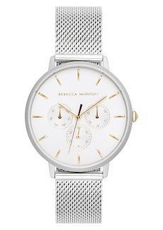 Rebecca Minkoff Major Chronograph Bracelet Watch, 38mm