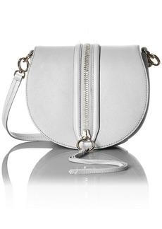 Rebecca Minkoff Mara Saddle Bag OPTIC WHITE