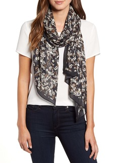 Rebecca Minkoff Meadow Floral Scarf