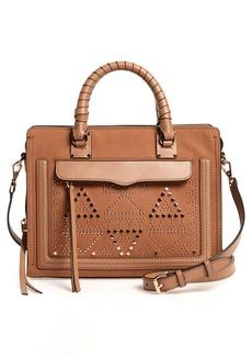 Rebecca Minkoff Medium Bree Studded Leather Satchel