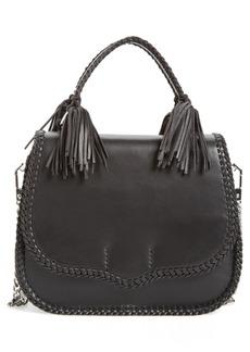 Rebecca Minkoff Large Chase Leather Saddle Bag
