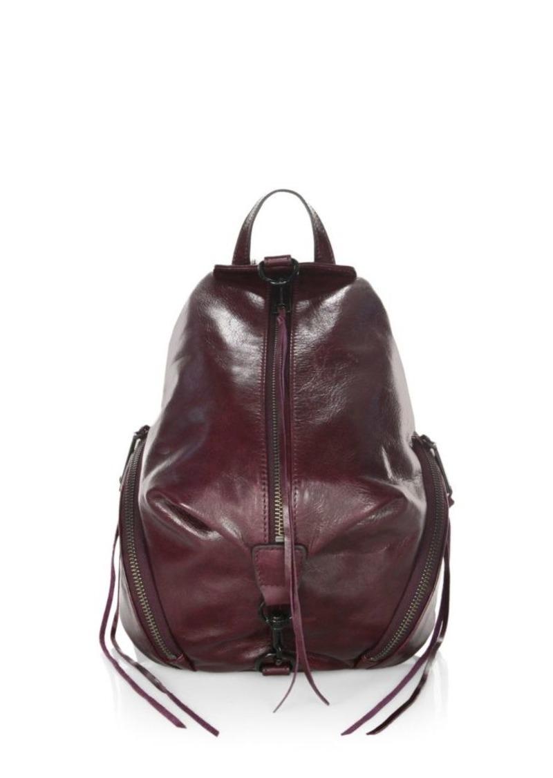 aa1f3ec871 On Sale today! Rebecca Minkoff Medium Julian Leather Backpack