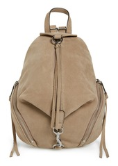 Rebecca Minkoff Medium Julian Nubuck Backpack