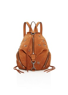 Rebecca Minkoff Medium Julian Nubuck Backpack - 100% Exclusive