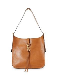 Rebecca Minkoff Megan Studded Leather Feedbag