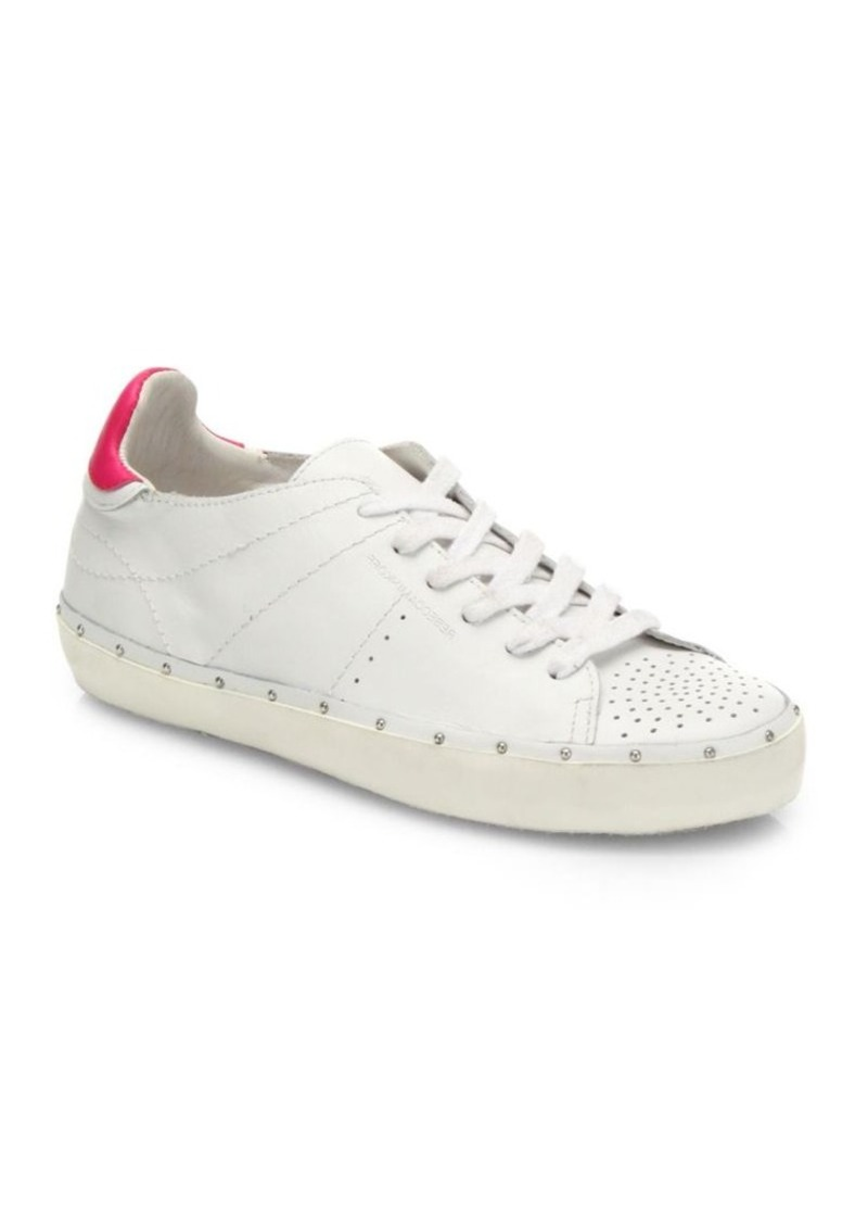 Rebecca Minkoff Michell Leather Sneakers