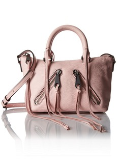 Rebecca Minkoff Micro Moto Satchel Cross Body
