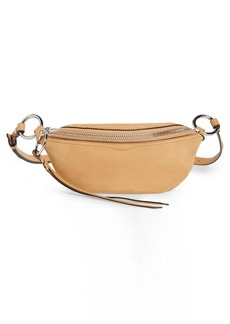 Rebecca Minkoff Mini Bree Leather Belt Bag