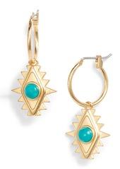 Rebecca Minkoff Mini Hoop Earrings