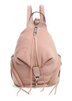 Rebecca Minkoff Mini Julian Nylon Convertible Backpack