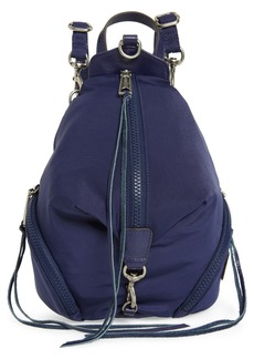 Rebecca Minkoff Mini Julian Nylon Convertible Backpack