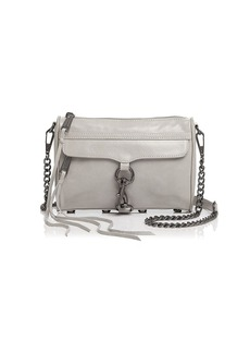 Rebecca Minkoff Mini MAC Distressed Leather Crossbody